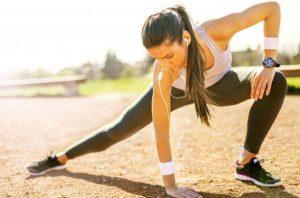 4 esercizi di stretching dinamico