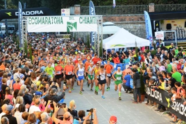 Ecomaratona del Chianti 2015, un evento tra sport e gusto