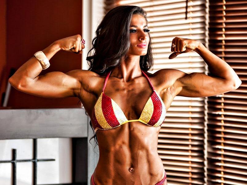 allenamenti di bodybuilding femminile