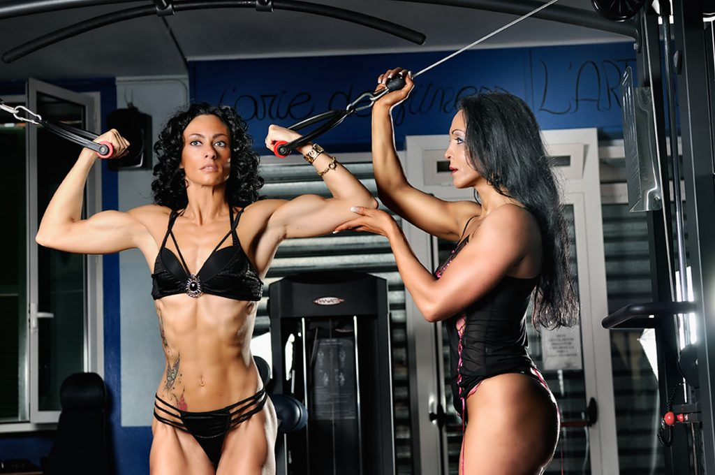 bodybuilding femminile