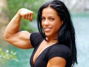 steroidi nel bodybuilding femminile
