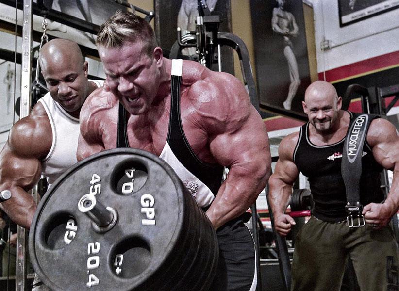 sviluppare la resistenza nel bodybuilding